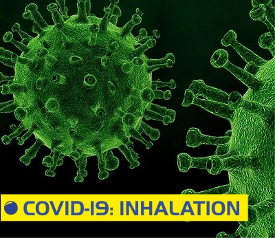 COVID-19: Inhalation